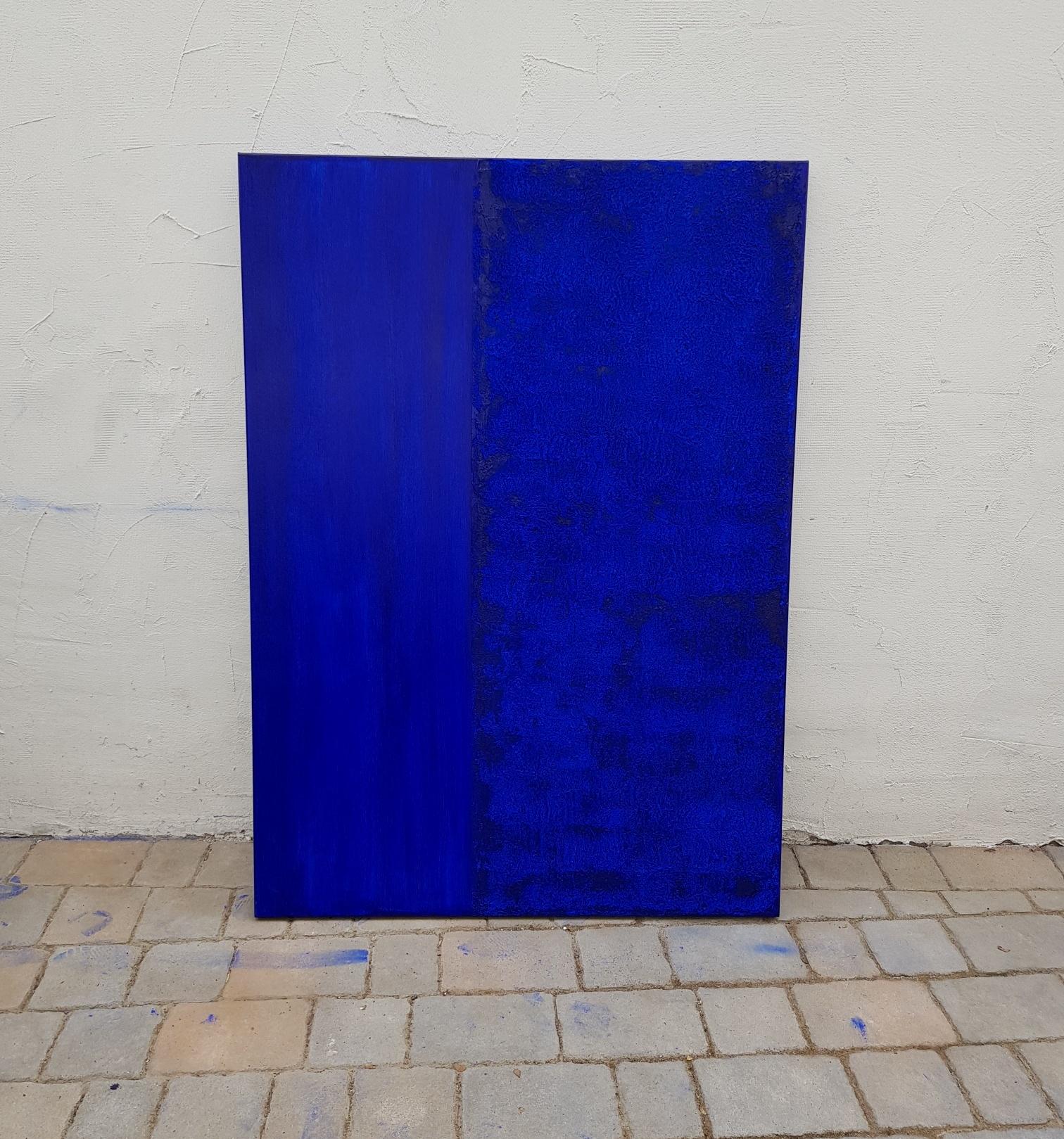 Blaue Phase beendet
